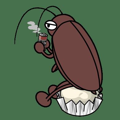 ゴキブリホウ酸団子